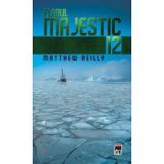 Planul Majestic 12 (editie de buzunar) - Matthew Reilly imagine librariadelfin.ro