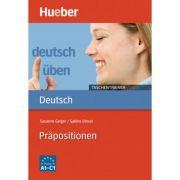 Prapositionen Buch - Susanne Geiger imagine librariadelfin.ro