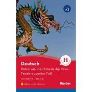 Ratsel um die chinesische Vase Lekture mit Audios online - Urs Luger imagine librariadelfin.ro