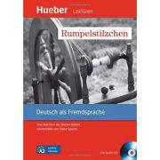 Rumpelstilzchen Leseheft mit Audio-CD - Franz Specht imagine librariadelfin.ro