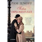 Sotia diplomatului - Pam Jenoff imagine librariadelfin.ro