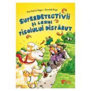 Superdetectivii si cazul pisoiului disparut - Ann-Katrin Heger, Dominik Rupp imagine librariadelfin.ro