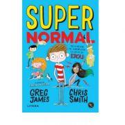 Supernormal - Greg James, Chris Smith imagine librariadelfin.ro