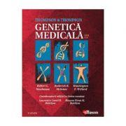 Thompson and Thompson. Genetica medicala Editia 8 - Robert L. Nussbaum imagine librariadelfin.ro