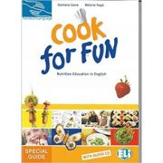 Imagine Hands On Languages - Cook For Fun - Teacher's Guide A + B Audio Cd
