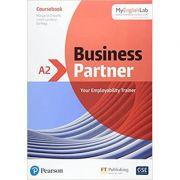 Imagine Business Partner A2 Coursebook With Myenglishlab - Margaret O'keefe,