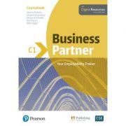 Imagine Business Partner C1 Coursebook With Digital Resources - Margaret O'keeffe